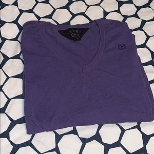 light purple ralph lauren sweater